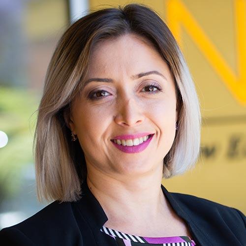 Julieta Harutyunyan, Program Billing Specialist at the NEW Women's Business Center
