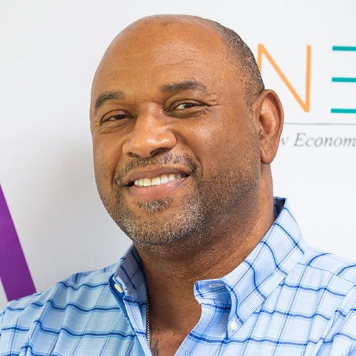 Quentin Strode, COO of NEW Women's Business Center