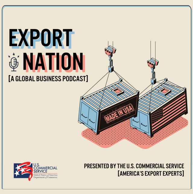 Listen to the Women in Exporting series on the Export Nation podcast