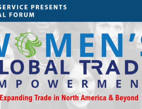Women's Global Empowerment Trade Forum Virtual Series