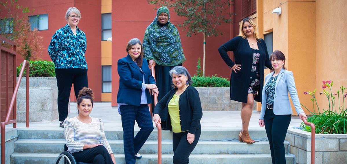 NEW Women's Business Center staff