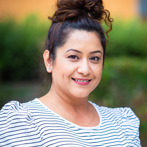 Cynthia Ramirez, Program Assistant