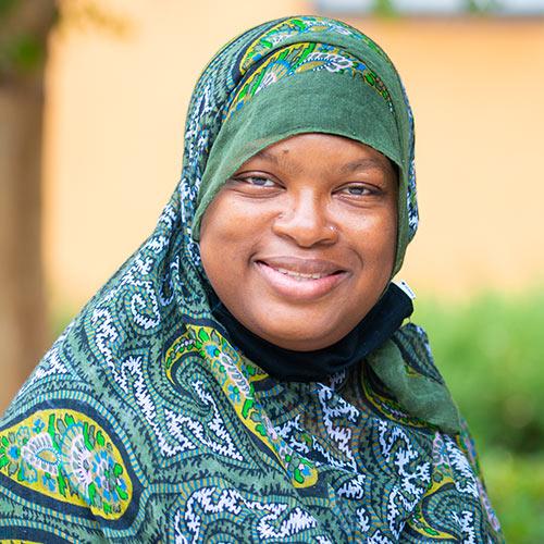 Nadiyah Al-Mumin, Program Assistant