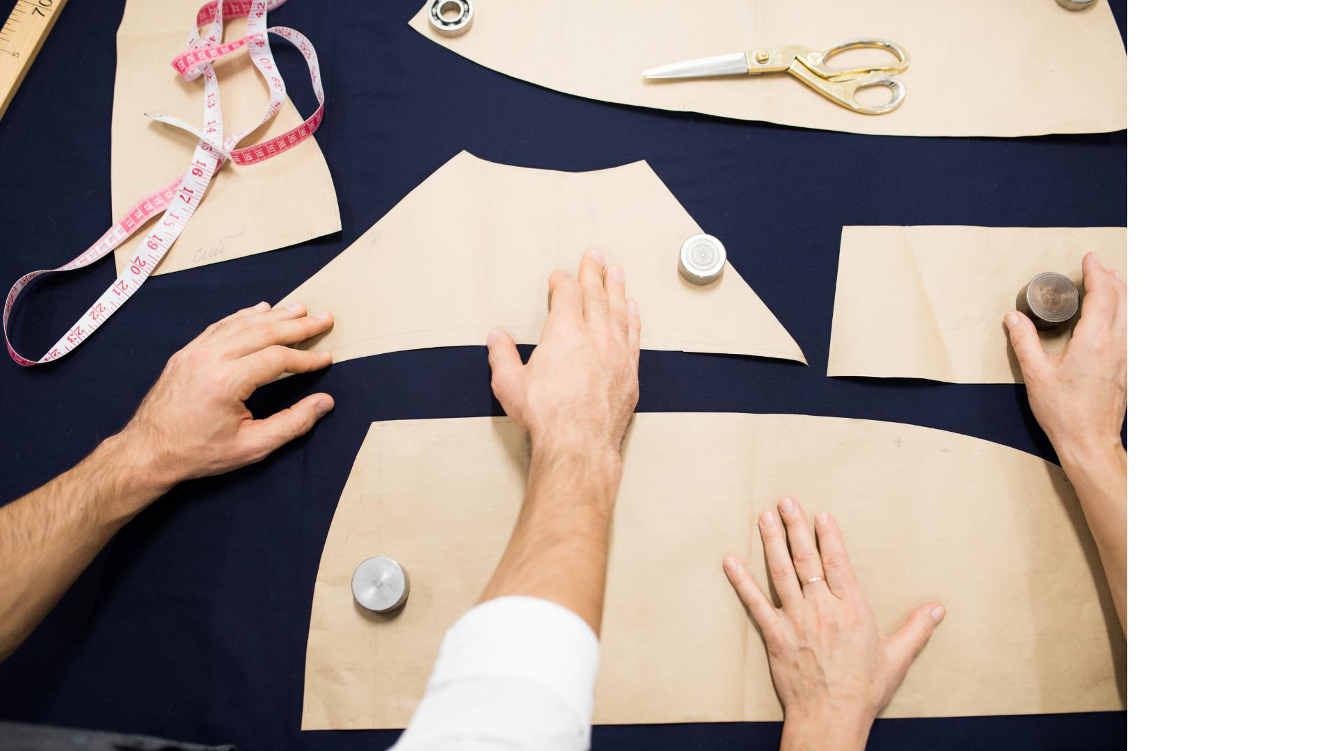 Pattern making for designers – Fashion