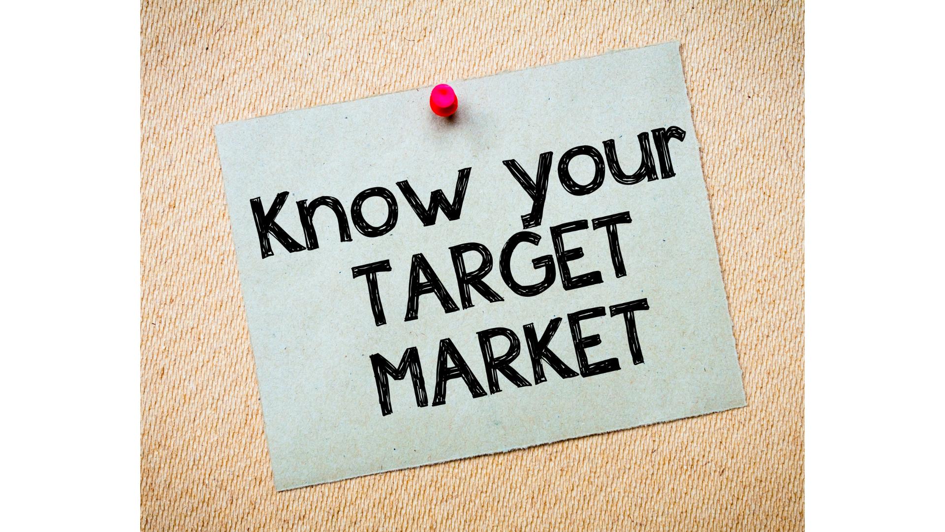 Targeting Your Consumer Market- Fashion         Ann