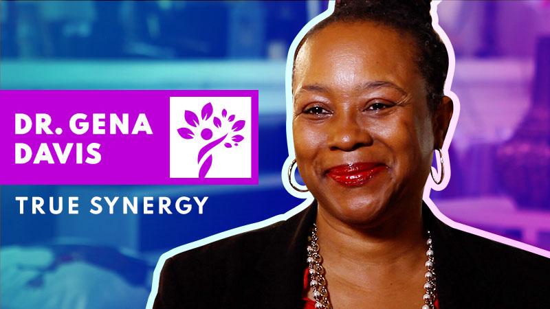 Dr. Gena Davis discusses the NEW-WBC